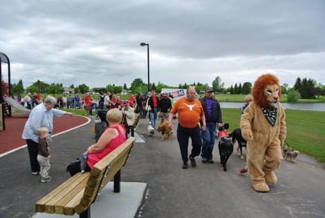 June 2012 LFC Purina Dog Walk