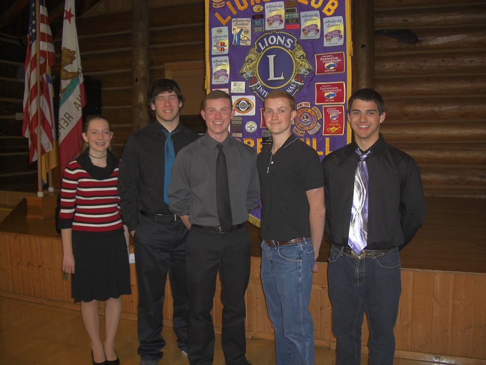 Student Speakers