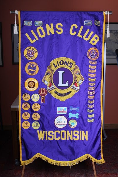Lions Banner #1