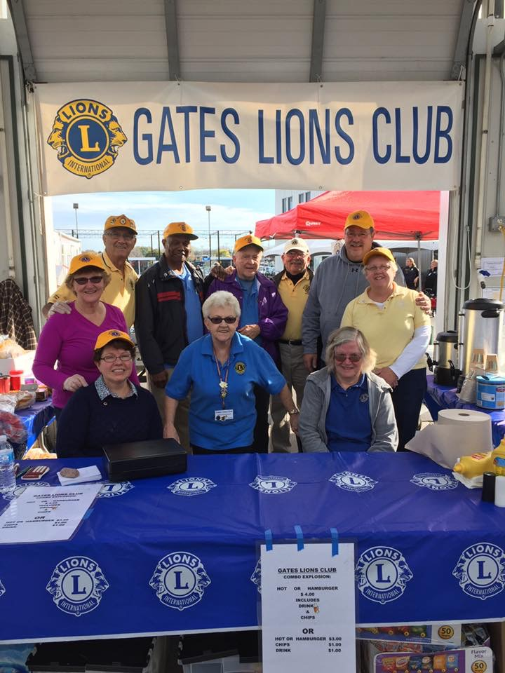 Lions at the Gates Fall Festival