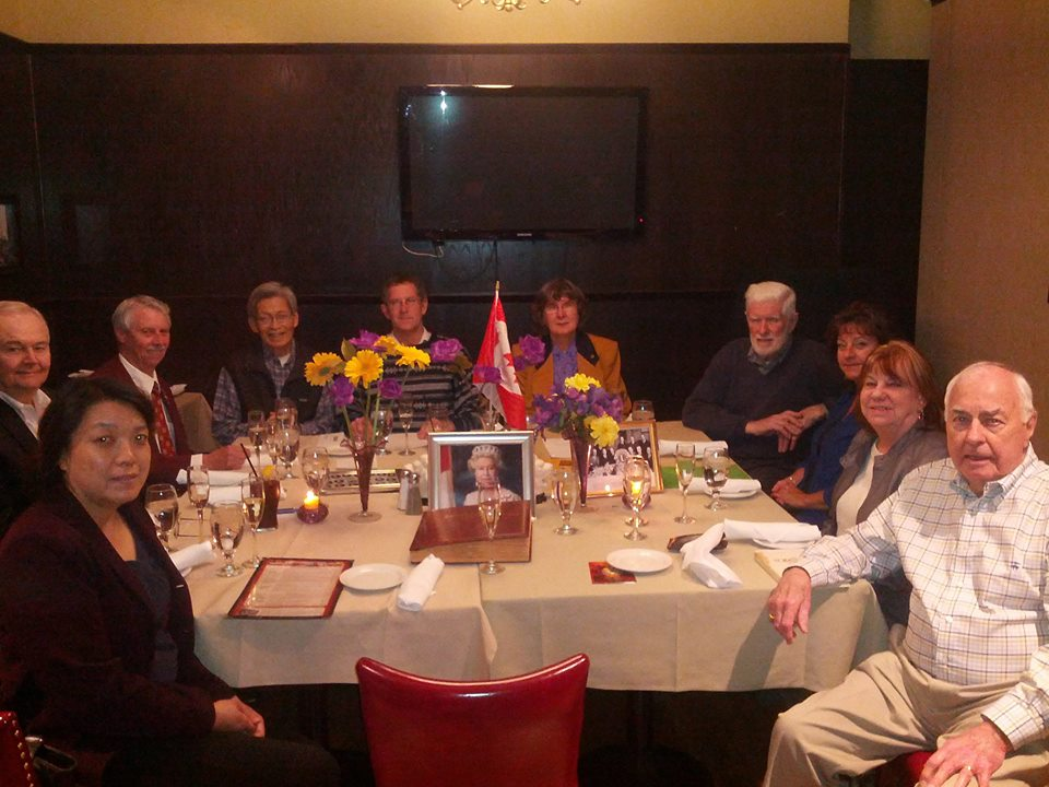 CELLEBRATIONS OF THE 95TH  ANNIVERSARY OF THE LIONS CLUB OF TORONOTO (CENTRAL)
