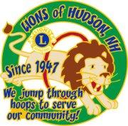 Hudson Lions Emblem
