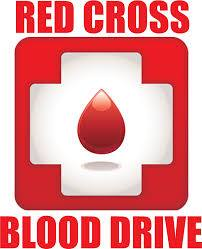 Red Cross Blood Drive Logo