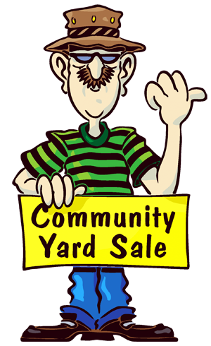 Yard Sale Guy