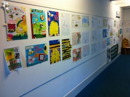 Lots of posters to choose from - Vote for your favourite @ the Redditch Library.