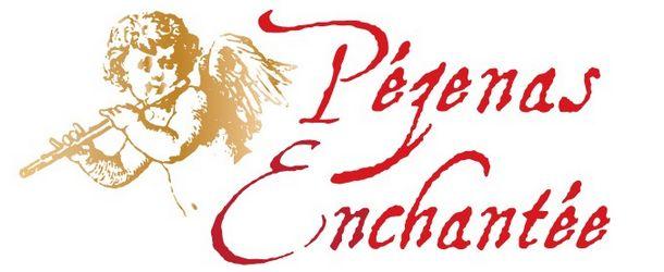 Logo Pézenas Enchantée