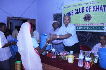 DG VISIT ON 17.05.2012 AT KHATANGA