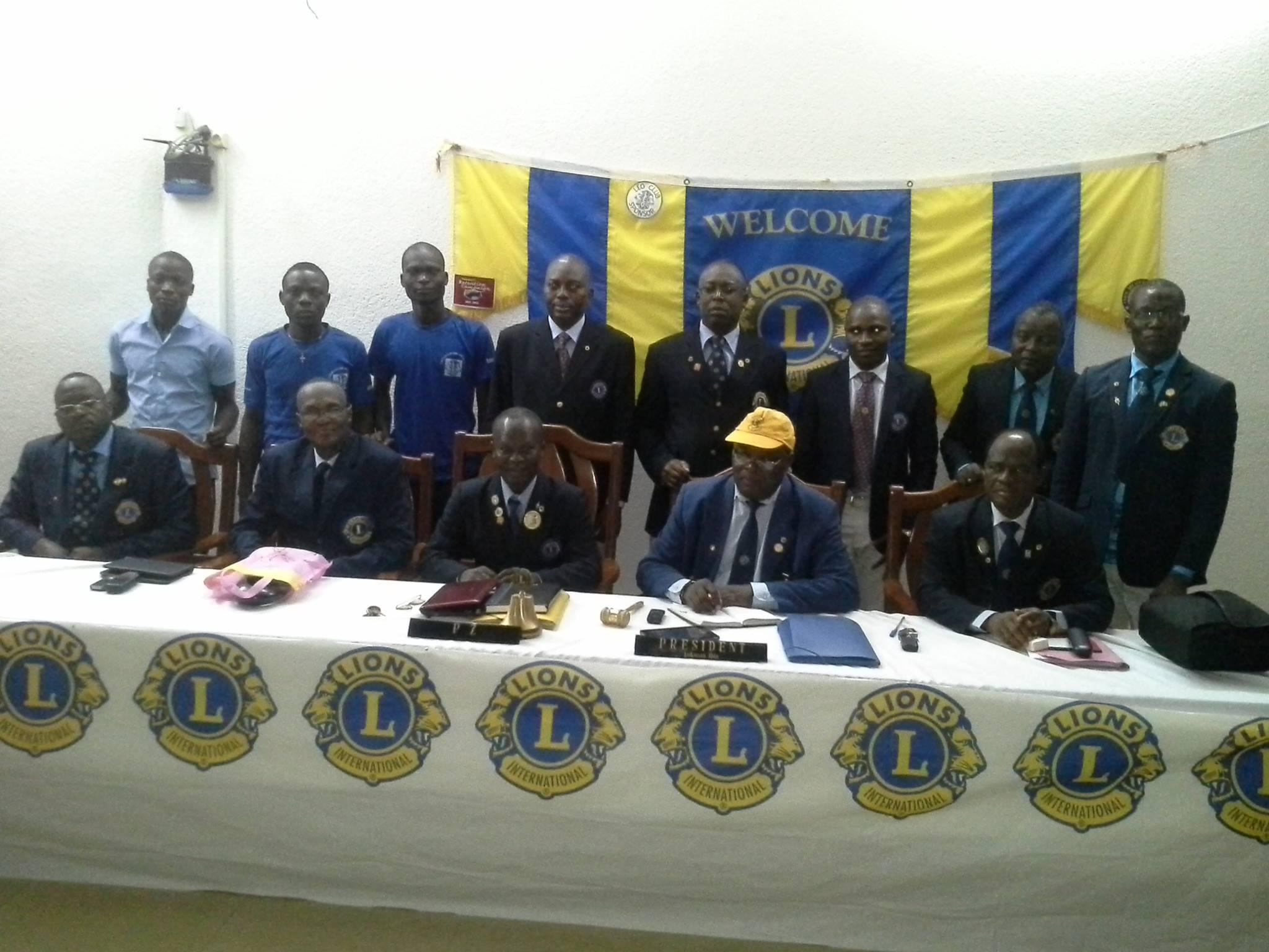 LIONS CLUB LOKOSSA IBIS