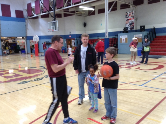 Cranberry Lions and Rowan Elementary Hoop Shoot to benefit VIP Sports Camp