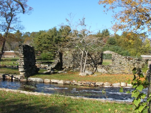 Oliver Mill Park  (Rte. 44/Plymouth St.)