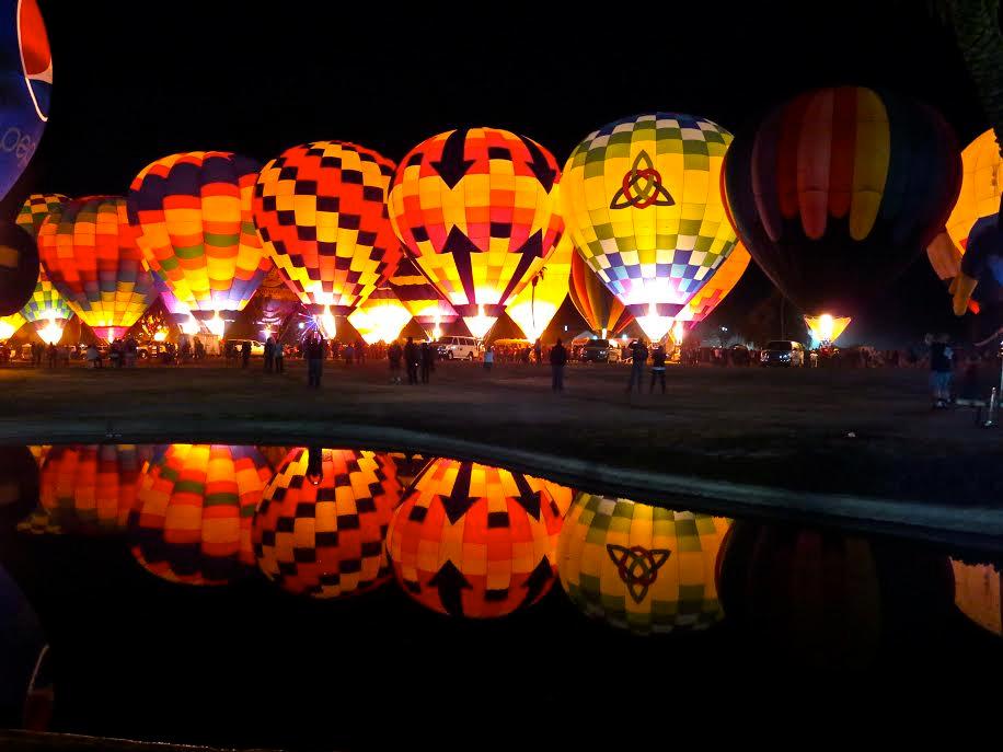 Havasu Balloon Festival 2014