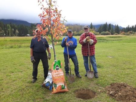 Tree Planting 26-Sep-2019 Wilder Park
