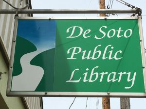 De Soto Public Library Improvements