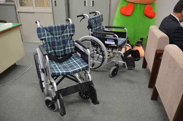 子供用車椅子2台