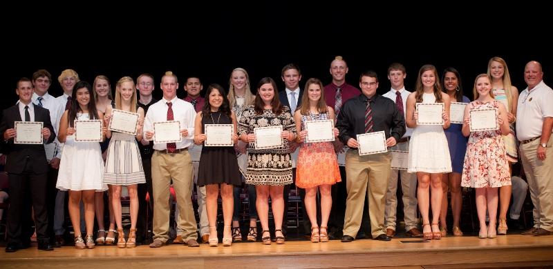 2016 FLC Scholarship Recipients