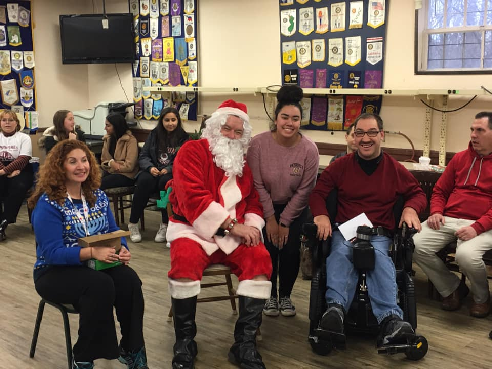 Wayne Lions Holiday Party