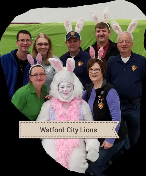 Annual Easter Egg Hunt 2017
