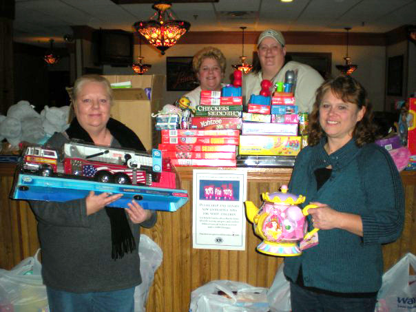 Blaine Lions Donate Toys to Needy Kids