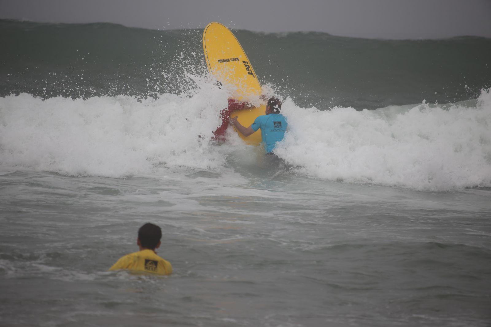 Blind Surf Day #4