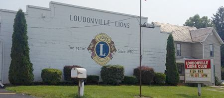 Loudonville Lions Hall