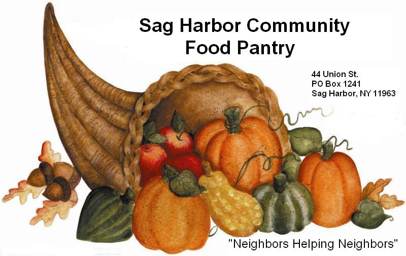 Sag harbor Food Pantry