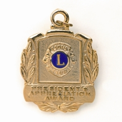 President's Appreciation Medal