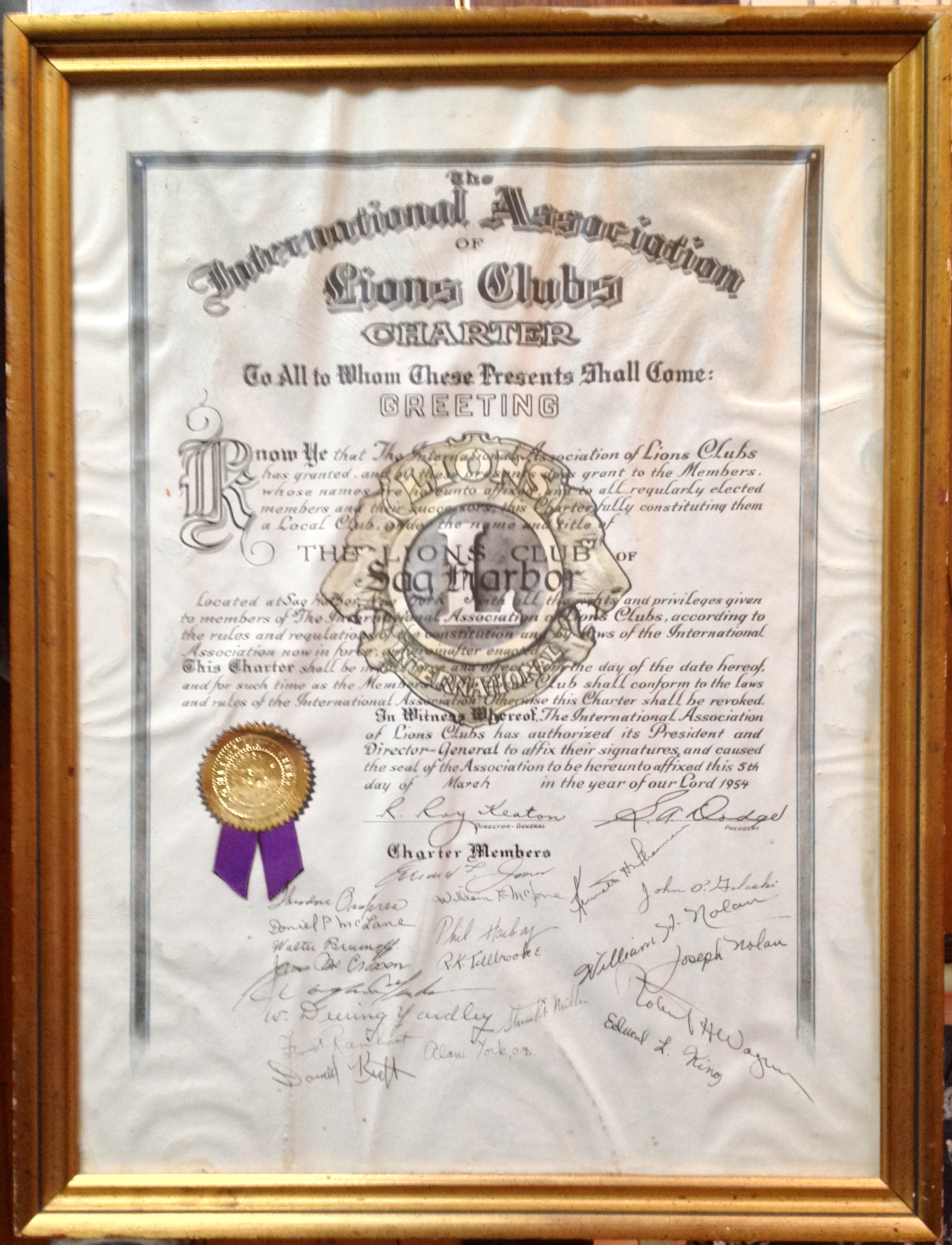 SHLC Charter