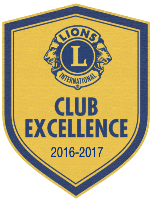 Club Excellence Award 2017-2018
