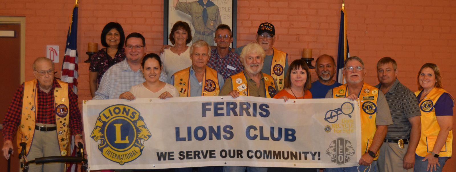 Ferris Lions Club 2017