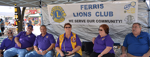 Would you like to Join the Ferris, TX Lions Club?