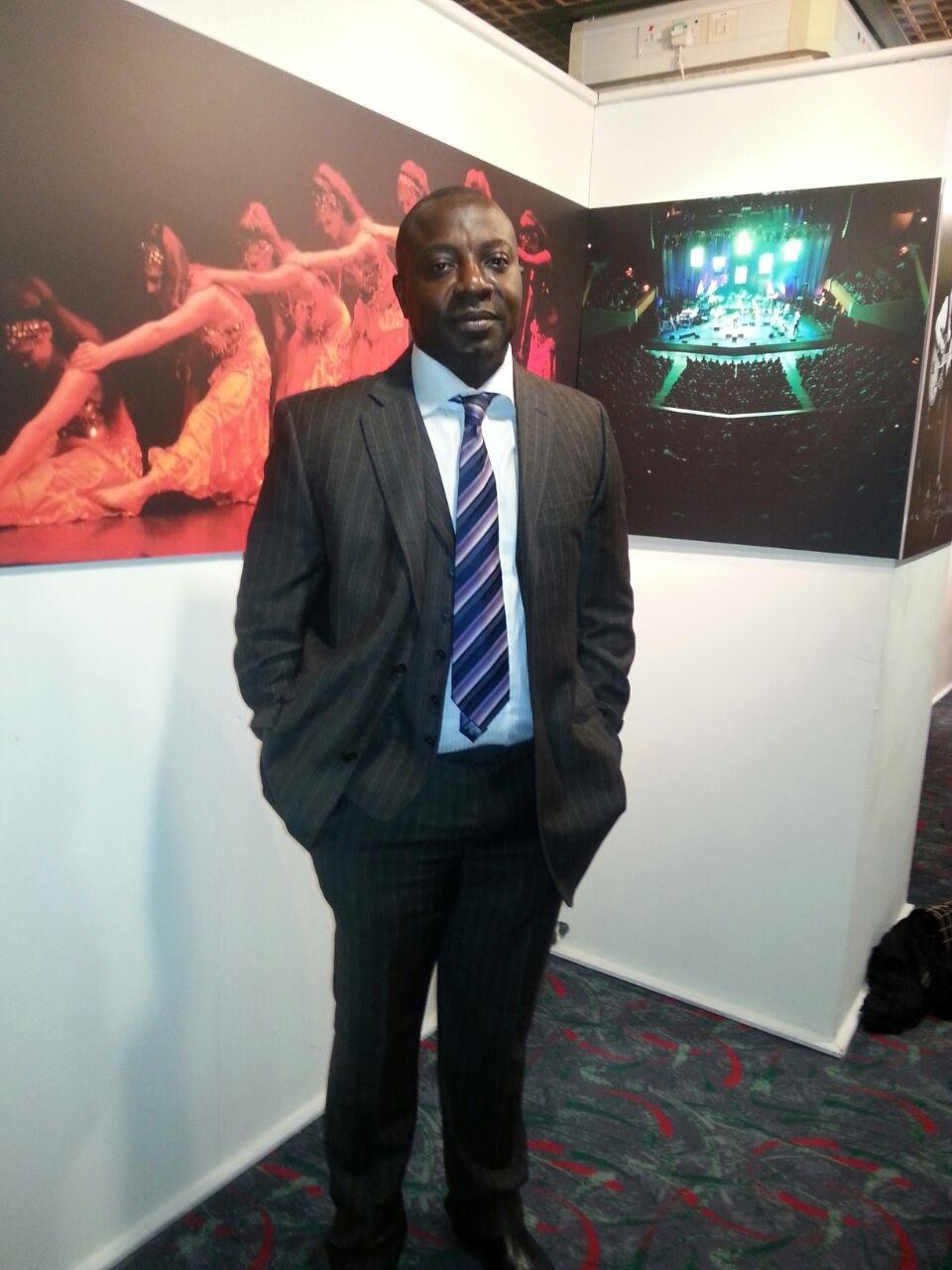 Lion Conrad Kunadu, President