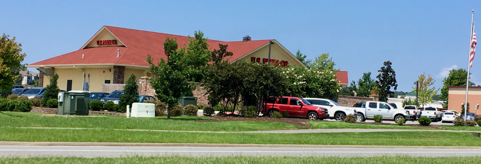 U.S. Pizza Company, Maumelle