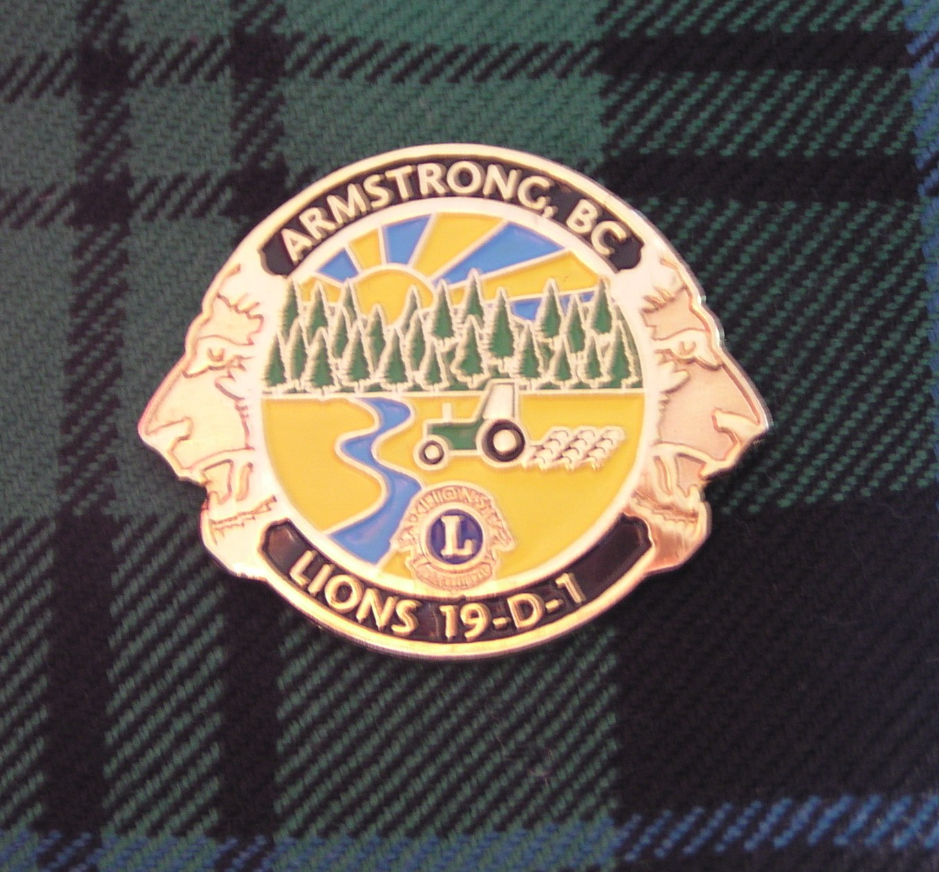 Armstrong Lions Club