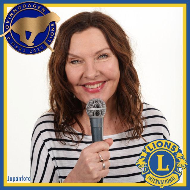 Anna-Lena Brundin - Stand up! Blå salongen 17.00