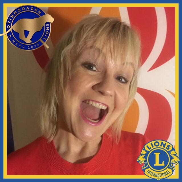 Sandra Westin-Bomberg - Stand up! Blå salongen 17.00