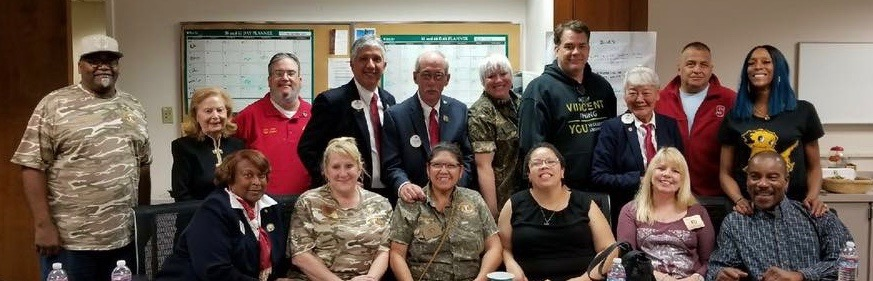 Peninsula Veterans Lions Club Board of Directors 2017-18