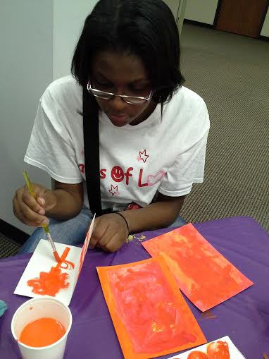 Detroit (EDAC) ARTS & CULTURE PROJECT at L.E.E.P. - Arise Detroit Day!