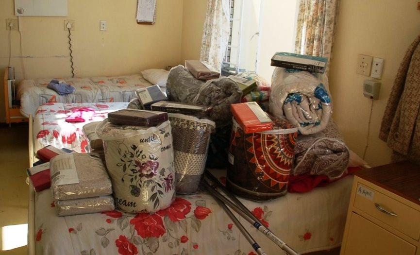 Refurbishing 2 frail care rooms at Huis Silverjaare