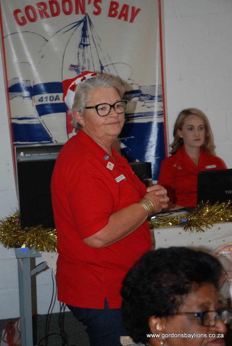 Gordons Bay Lions Club Christmas Party