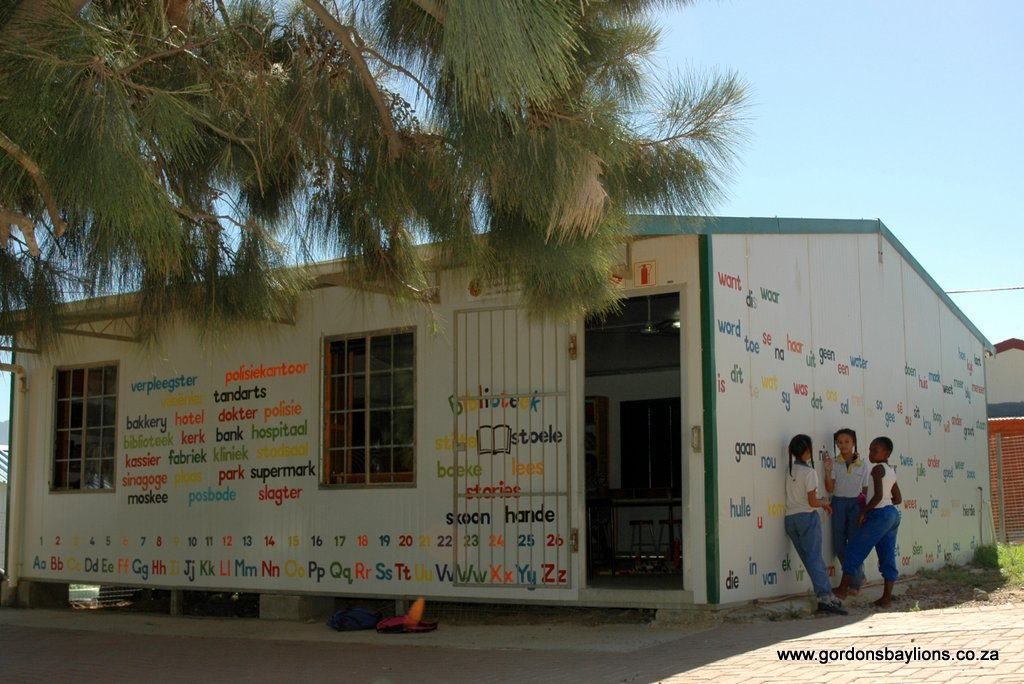 The Temperance Town Primary School Library