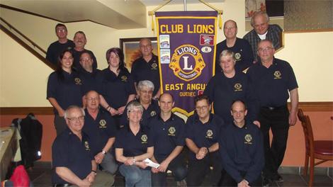 Club Lions East Angus