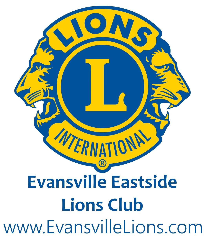 Evansville Eastside Lions Club Logo