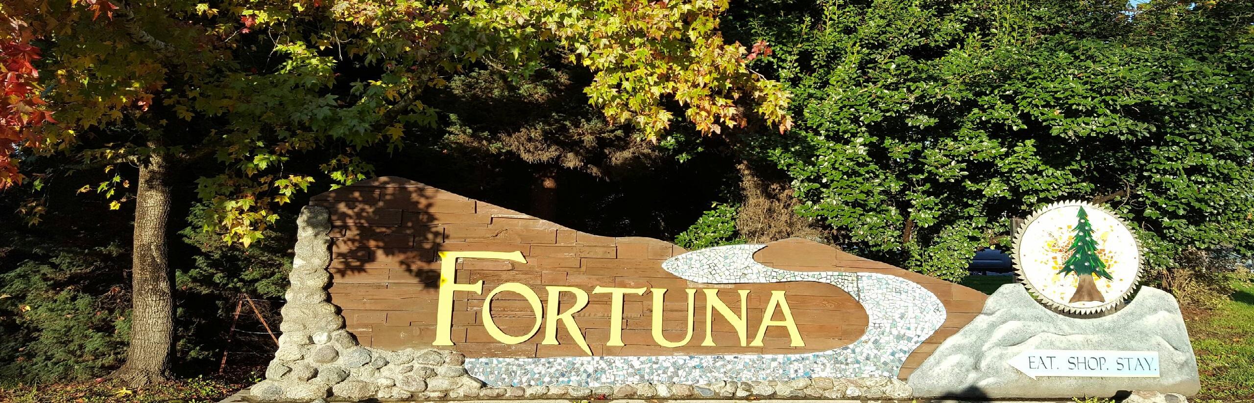 Fortuna sign