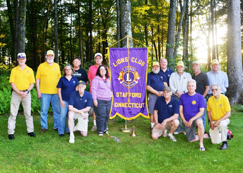 2015 Stafford Lions Club Annual picnic