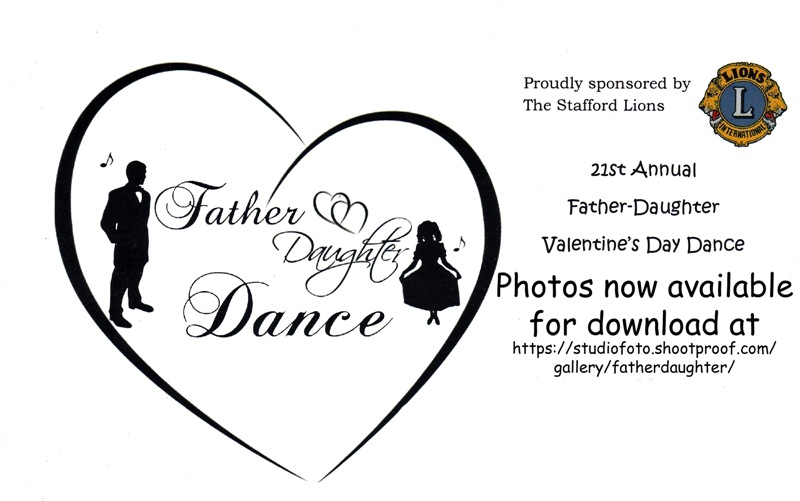 2017 Father Daughter Dance Photos Available