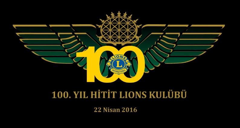 ISTANBUL 100. YIL HITIT LIONS CLUB