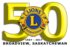 Broadview Lions Club 50th Anniversary 2017