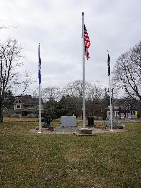 New Flagpoles