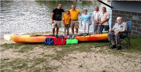 Kayak Donation