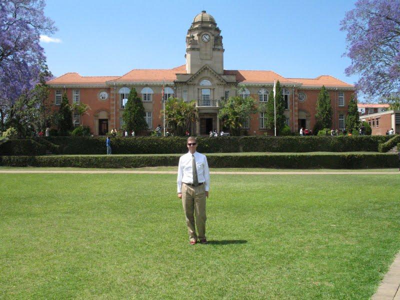 Old Main Building, University of KwaZulu-Natal, Pietermaritzburg
